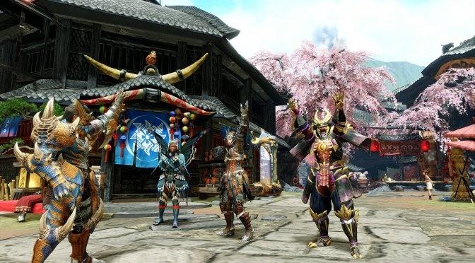《怪物猎人:崛起》PC版使用D加密 试玩版即将推出