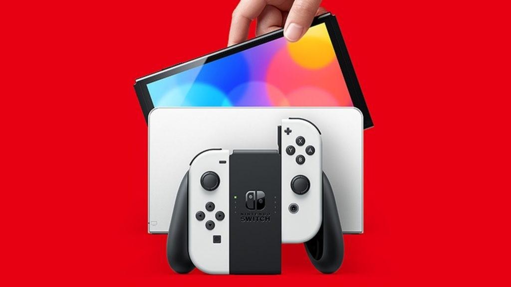 Switch OLED上周占英国Switch总销量的70%