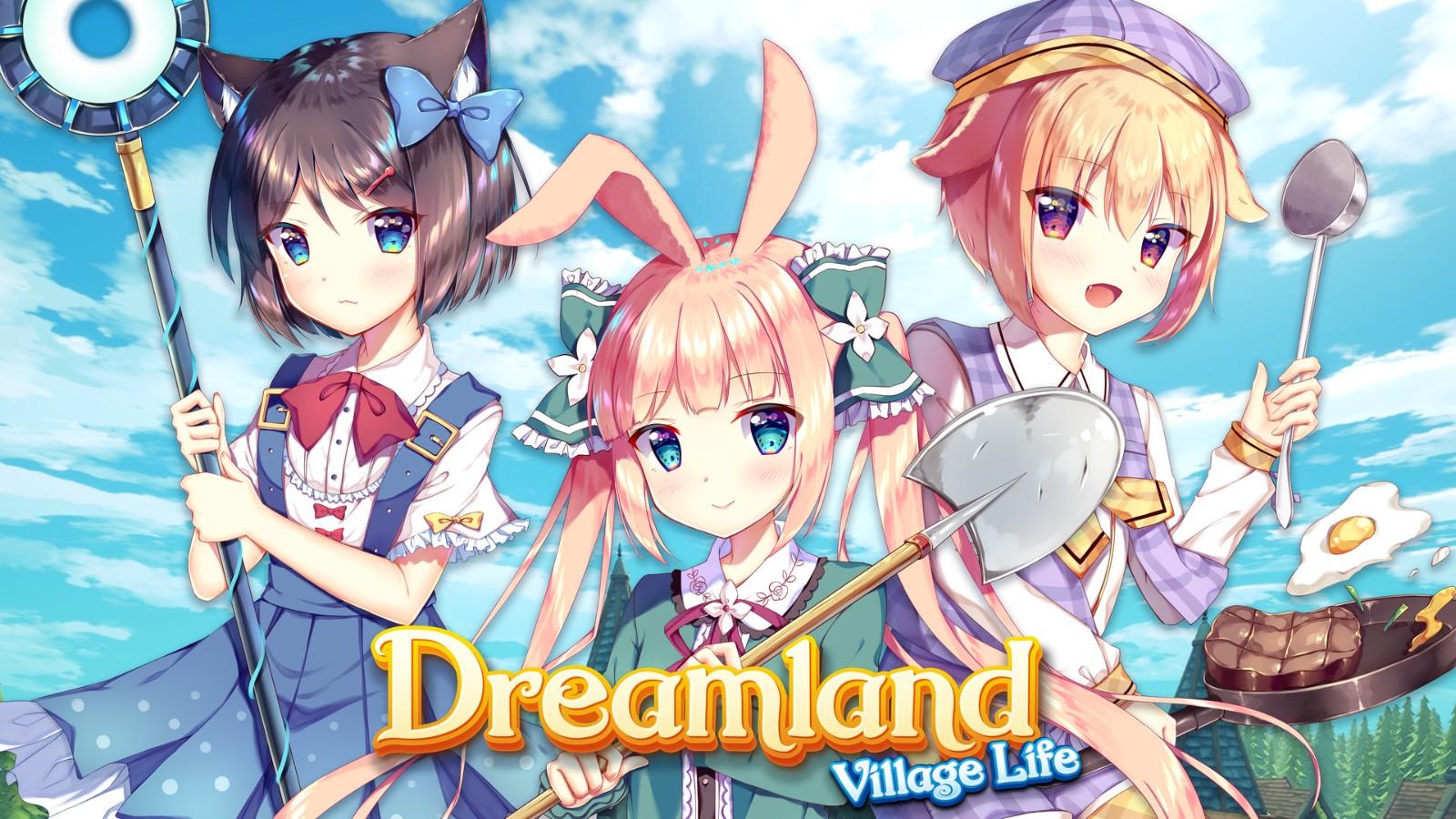 牧场物语新劲敌《梦境彼方:乡村生活》明年上Steam