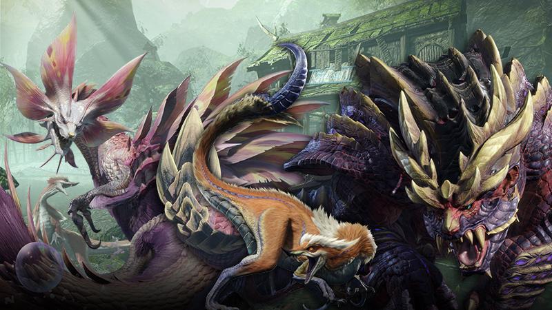 《怪物猎人:崛起》PC试玩版上架Steam 部分A卡出现问题