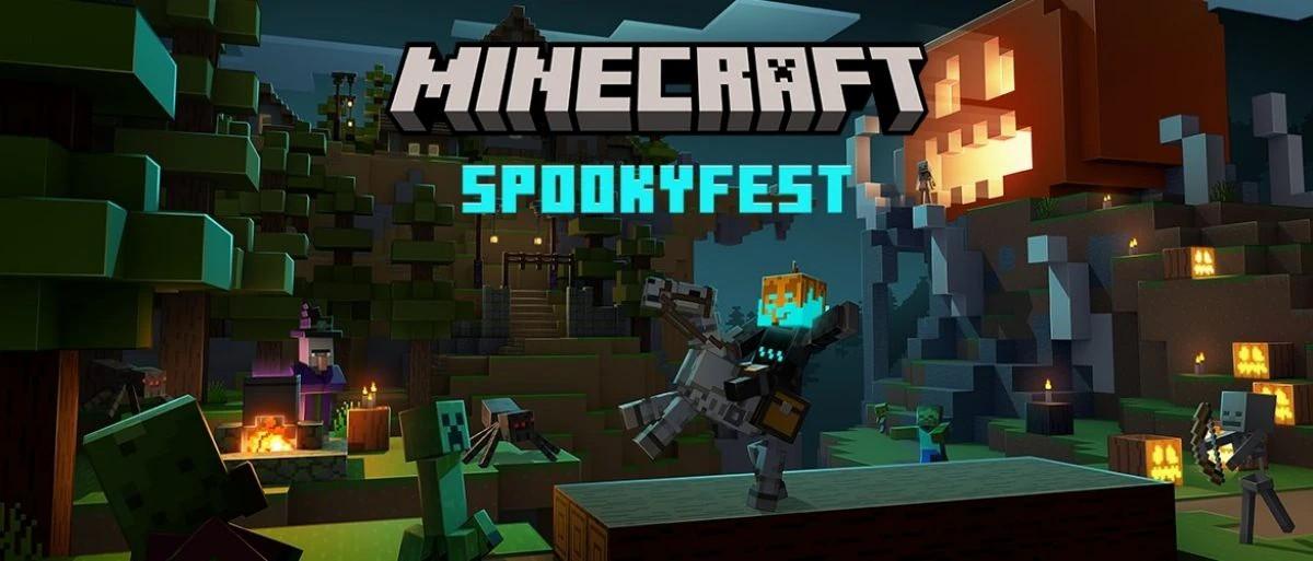 """《我的世界:地下城》""""Spookier Fall""""活动预告 现已上线"""