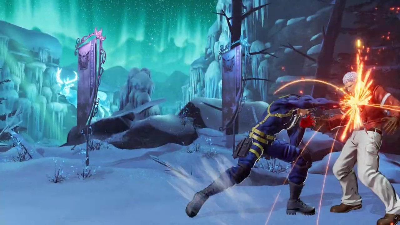 《拳皇15》新参战角色哈迪伦宣传片 游戏明年上线