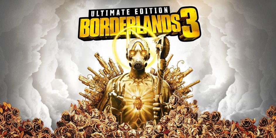 《无主之地3:终极版》次世代实体版11月限量发售