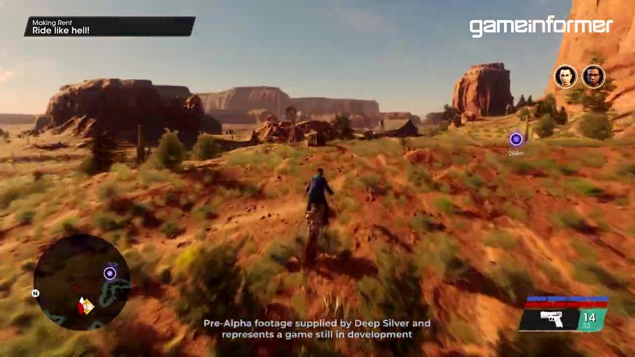 《黑道圣徒:重启版》漂移及随车战斗演示 明年2月25日发售