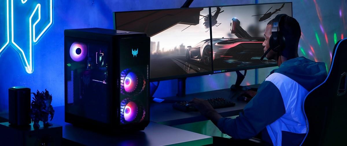 Acer发布掠夺者Orion 7000游戏PC 2022年第一季度上市