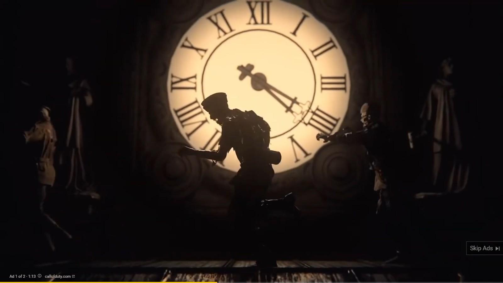 《使命召唤18:先锋》僵尸模式宣传片泄露