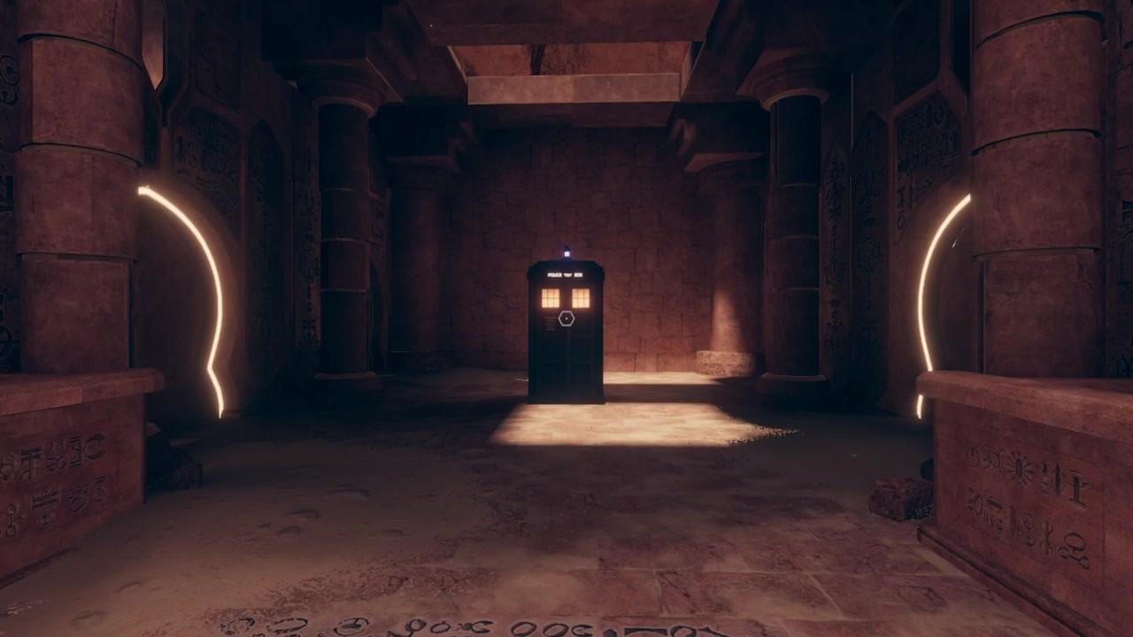 《神秘博士:现实边缘》正式发行  上市预告片分享