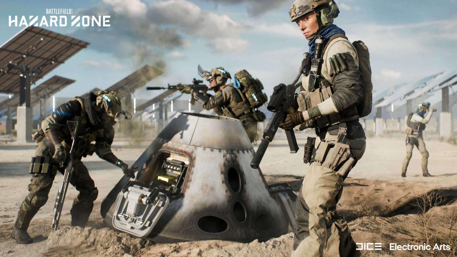 """《战地2042》""""危险地带""""正式预告公开 玩法详解"""