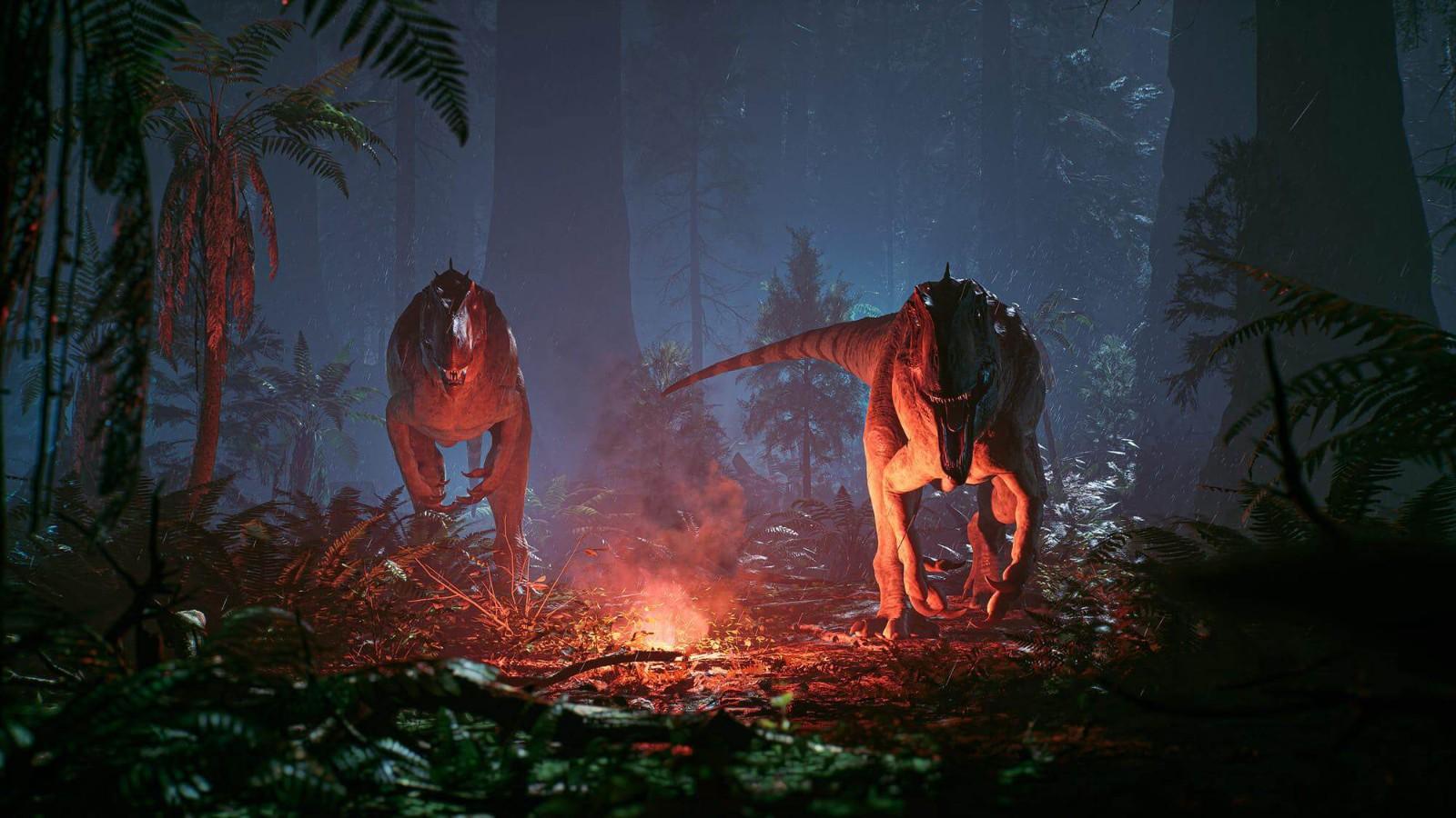恐怖生存冒险游戏《迷失荒野》新截图 带给你电影般的游戏体验