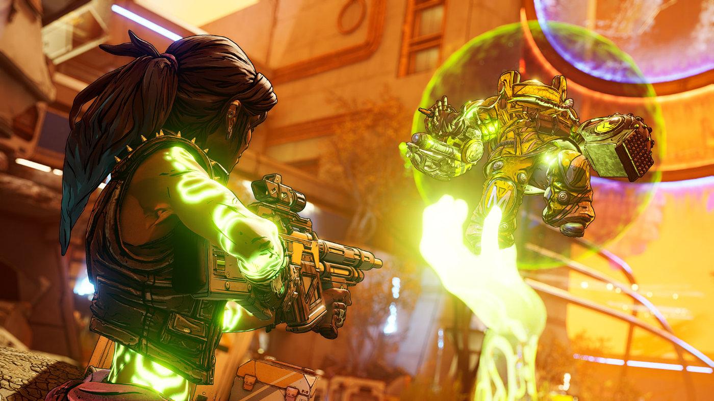 《无主之地3》周末免费玩活动即将上线 可畅玩全部三个季节活动