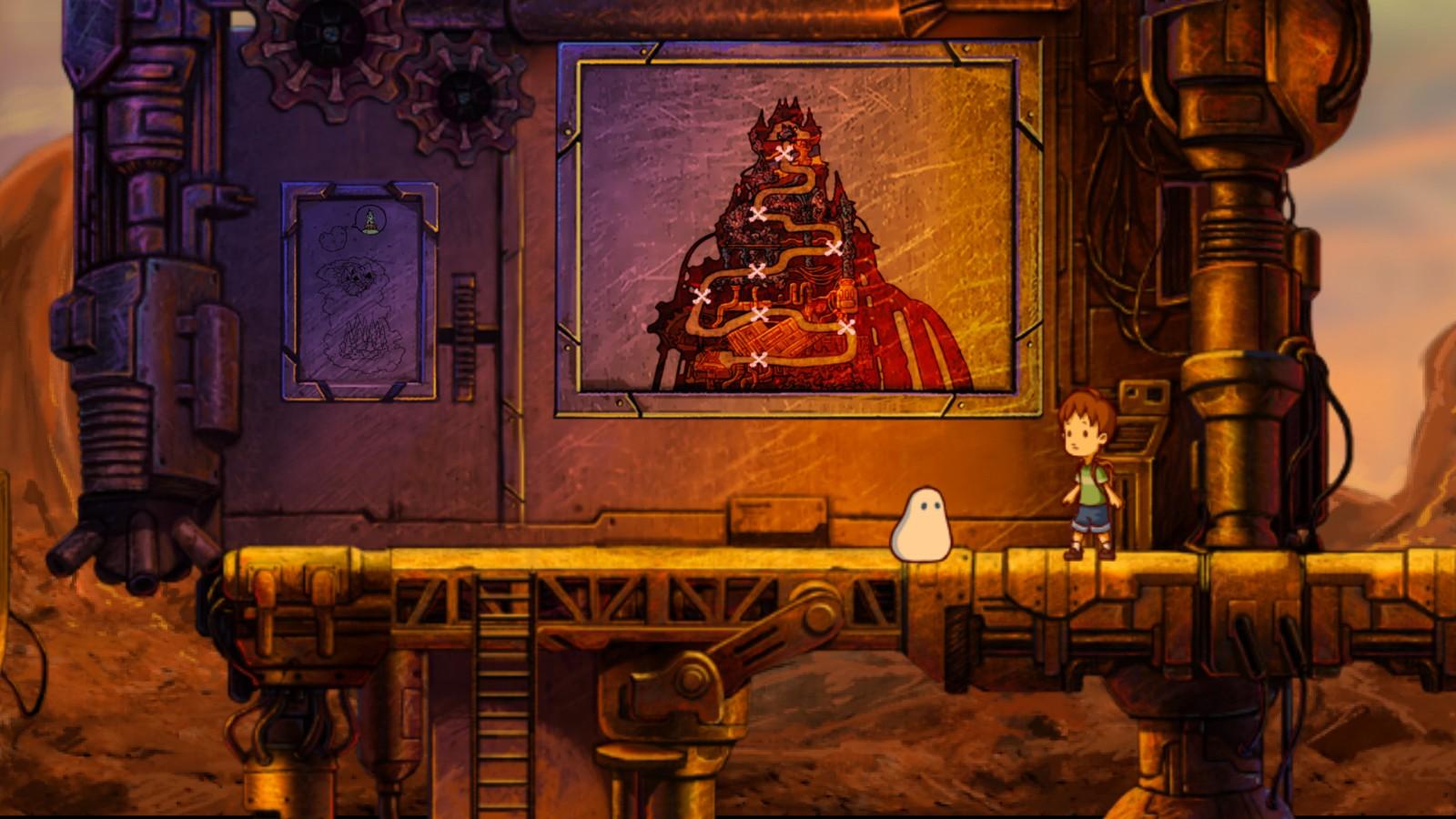 国产独立游戏《寻宝浪客:念》10月29日发售 试玩版已上线