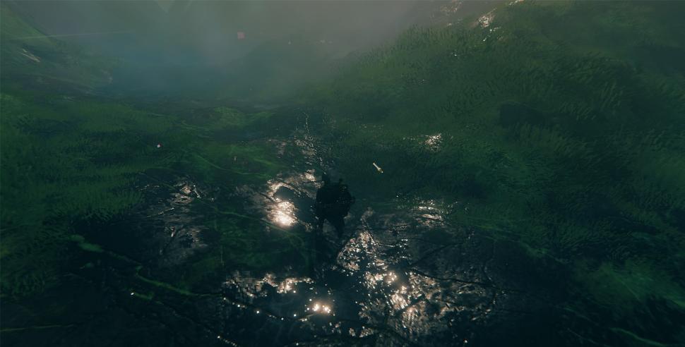 """《英灵神殿》官方暗示 """"雾境""""地点和新山洞"""