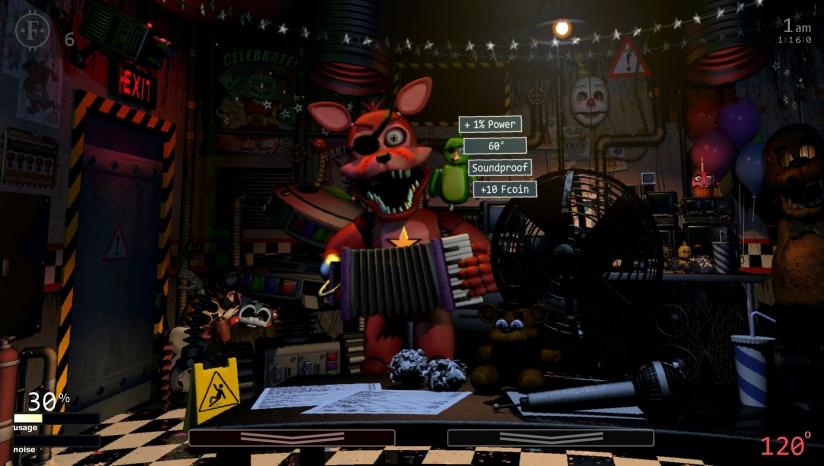 玩具熊的五夜后宫终极自定义夜下载 Ultimate Custom Night汉化 中文版下载 3dm单机