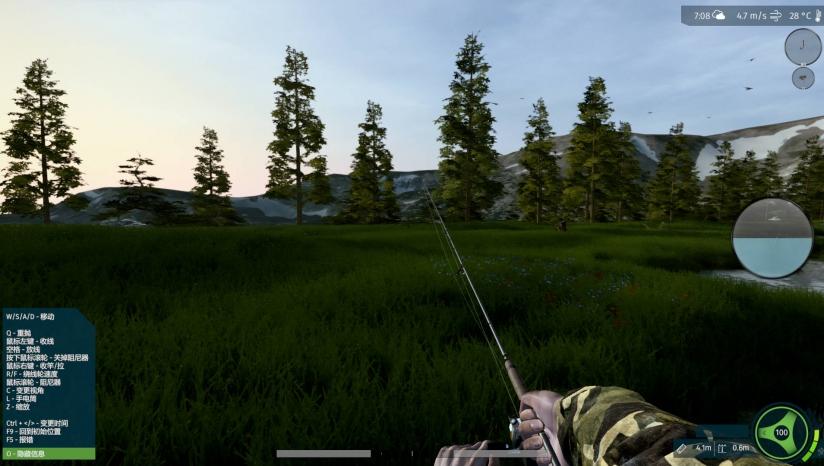 《终极钓鱼模拟器》 集成泰国DLC免安装中文版