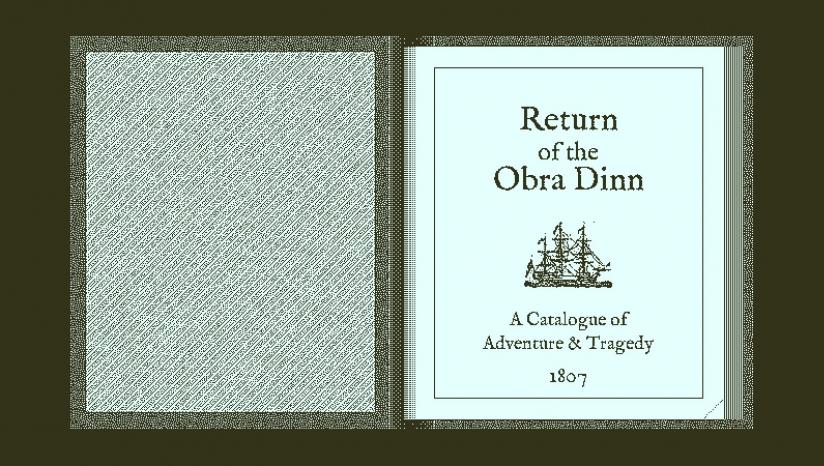 奥伯拉丁的回归/Return of the Obra Dinn