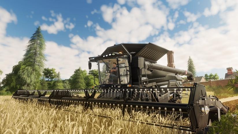 《模拟农场19》v1.6.0 for mac