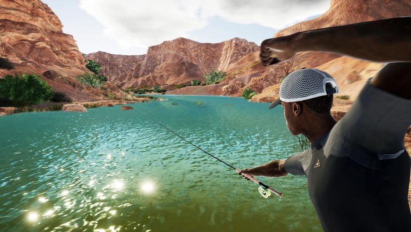 《拟真钓鱼模拟器》免安装中文版