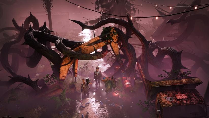 突变元年:伊甸园之路/伊甸之路/Mutant Year Zero: Road to Eden