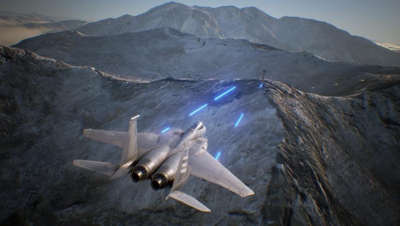 皇牌空战7:未知领域破解版 免安装绿色中文版
