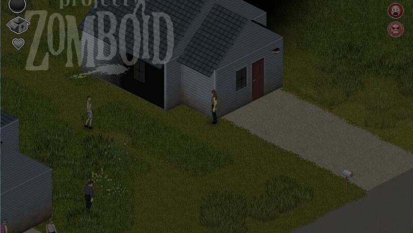 僵尸毁灭工程 Project Zomboid