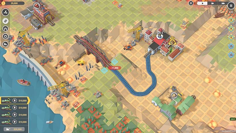 《火车山谷2/Train Valley 2》Build197免安装中文版