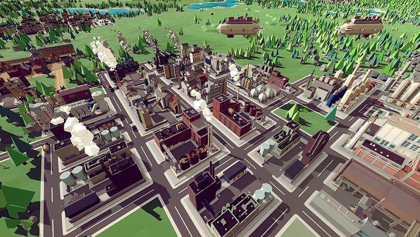 《工业崛起》v2.3.2整合2130 DLC免安装中文版