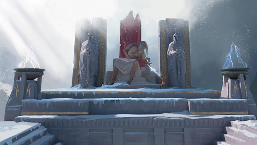 渡神纪:芬尼斯崛起/渡神纪芬尼克斯传说/度神记 v1.1.1