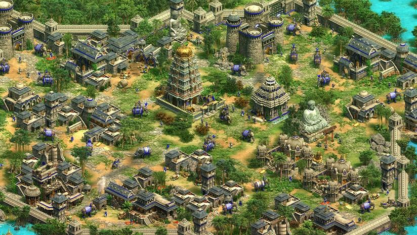 帝国时代2:决定版/(这是决定版,不是老版本别拿几个G的老版本和这个比)Age of Empires II: Definitive Editio