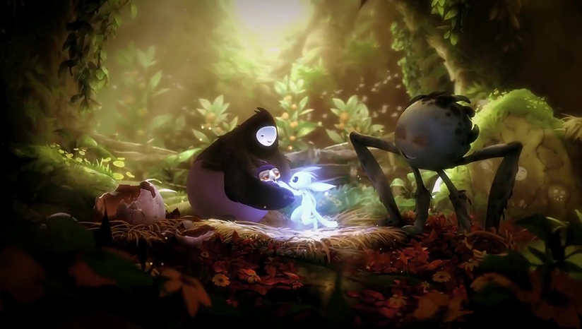 精灵奥日与黑暗森林:终极版/精灵奥日与迷失森林终极版 新版更新插图1