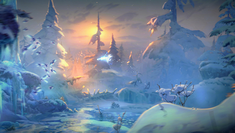 精灵奥日与黑暗森林:终极版/精灵奥日与迷失森林终极版 新版更新插图2