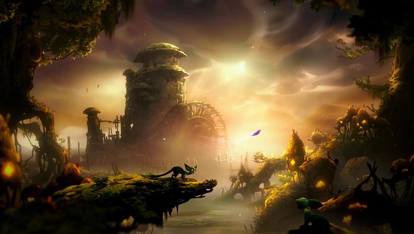 精灵奥日与黑暗森林:终极版/精灵奥日与迷失森林终极版 新版更新插图3