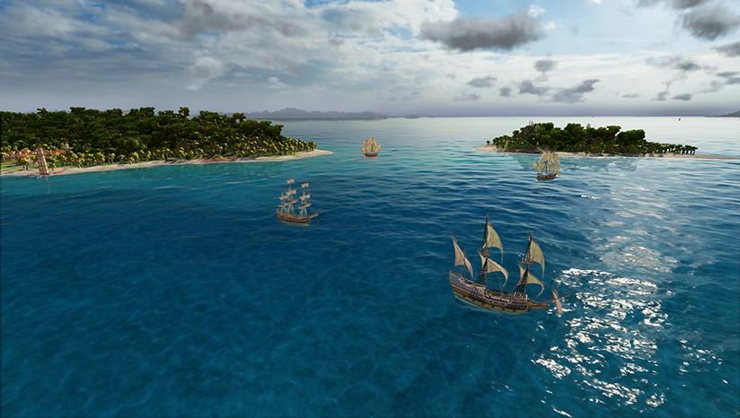 《海商王4》v1.6.0整合私掠海盗DLC免安装中文版