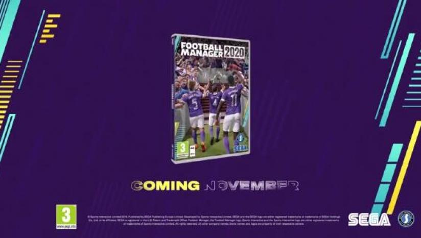 《足球经理2020》免安装中文版