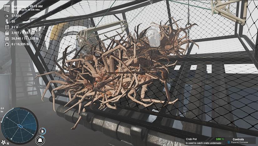 《致命捕捞/Deadliest Catch》免安装中文版