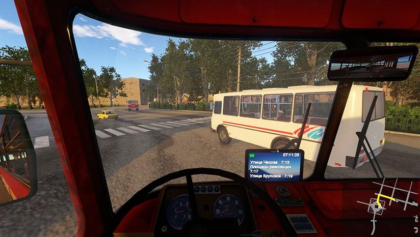 《城市公交模拟器2019》V6.9全DLC免安装中文完整版