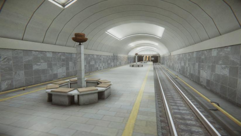 《地铁模拟器》免安装中文版