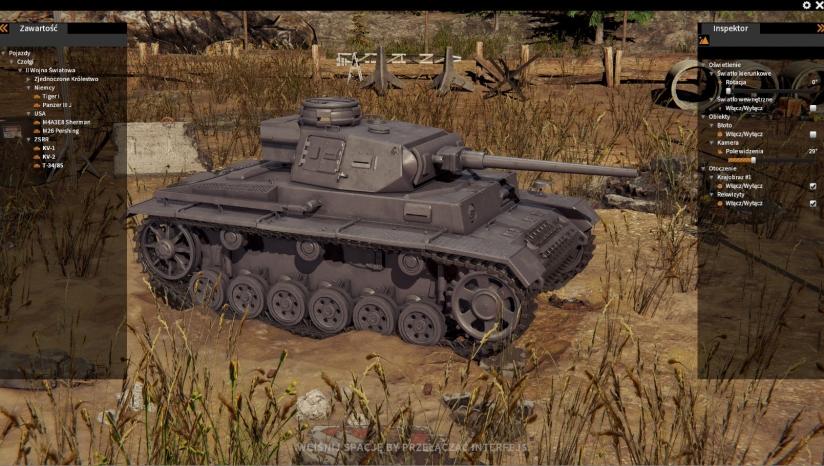《坦克维修模拟》v1.2.0免安装中文版