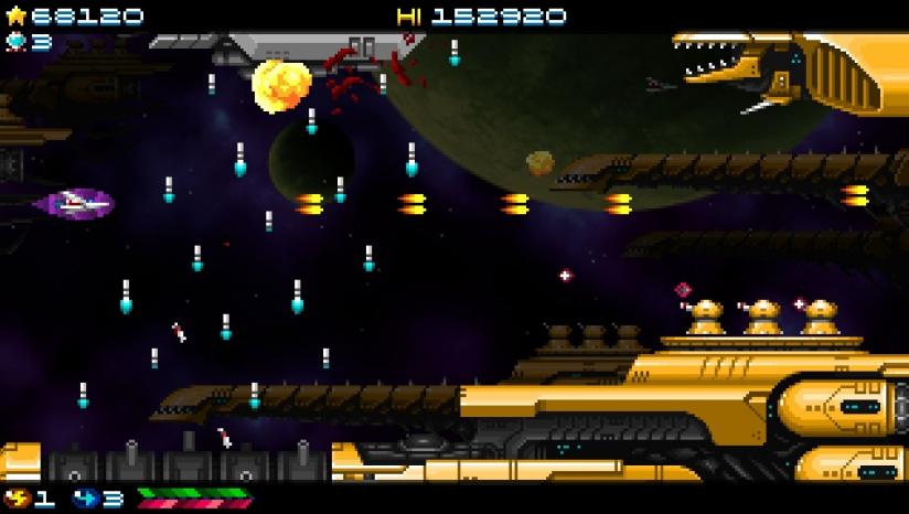 超级宇宙巡航机/单机.同屏多人插图2