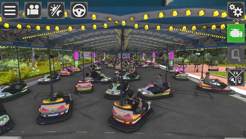 《主题公园模拟器》免安装中文版
