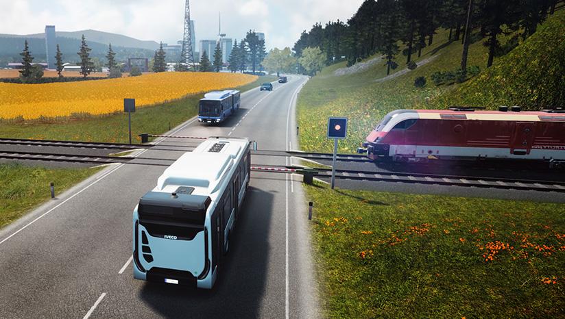 《巴士模拟18》免安装中文版