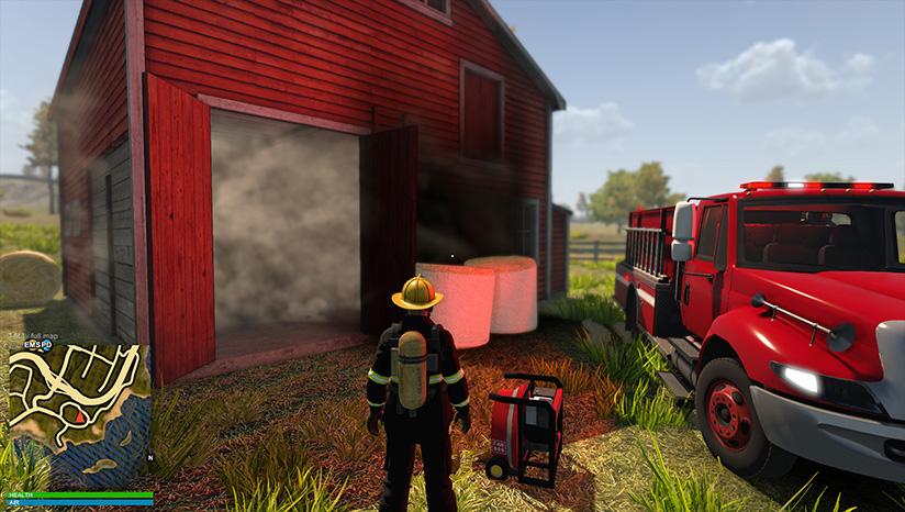 《警情,消防,急救模拟器》Build 270721免安装中文版