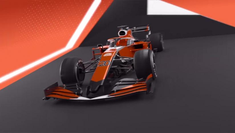 F1 2020/单机.同屏多人