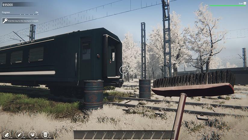 火车站改造王/火车站翻修/火车站装修 v2.2.0.1/Train Station Renovation插图1