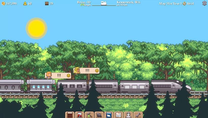 《小小铁路》免安装中文版