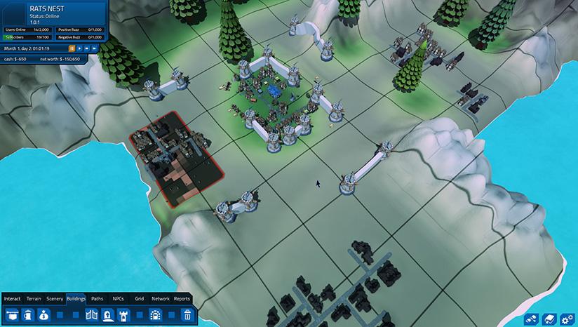《MMORPG大亨2》v0.18.38免安装中文版