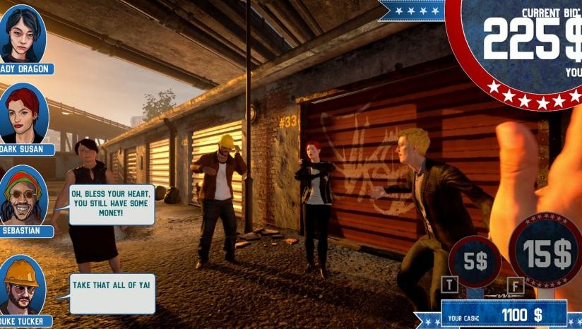 《废品大亨》集成阿美利卡之梦DLC免安装中文版