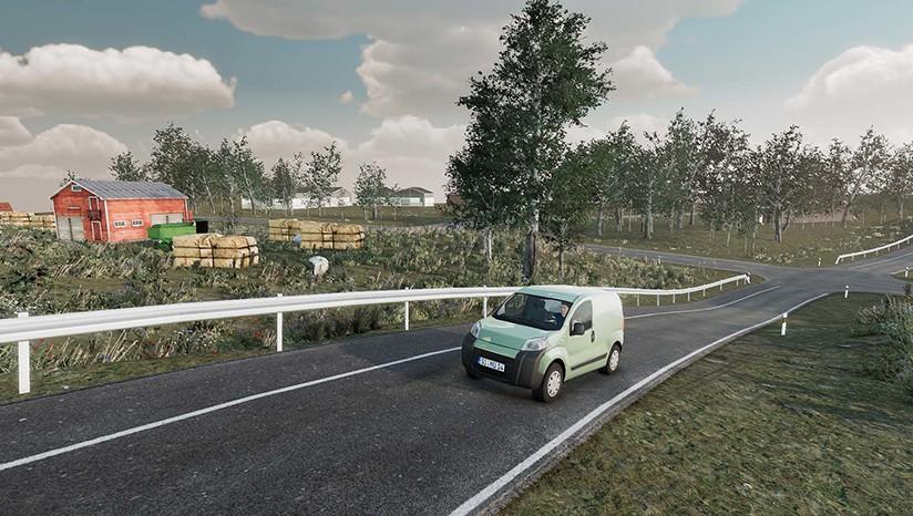 《卡车和物流模拟器》v0.9652免安装中文版