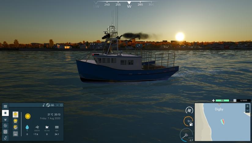 《钓鱼:北大西洋》v1.5.766.8713免安装中文版