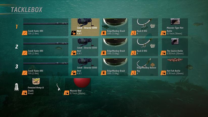 捕获物:鲤鱼和大鱼/单机.网络联机插图6