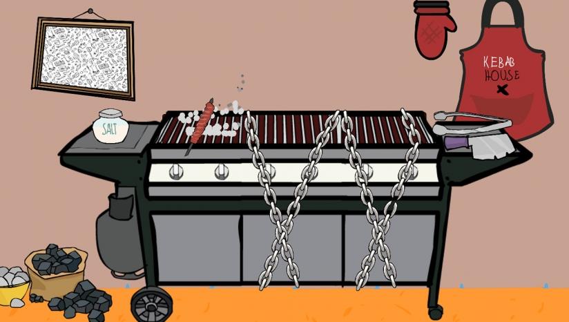 《烤肉串屋》免安装中文版